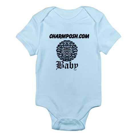 Baby Royalty Charm Posh Couture Baby Chinese Motif
