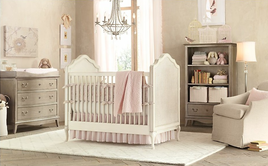 Baby room ideas hot trends for 2014 charmposh trends - Baby girl bedroom ideas ...