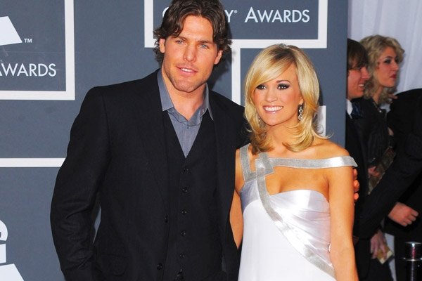Carrie underwood is pregnant ice hockey joy for Mike fisher and carrie underwood baby