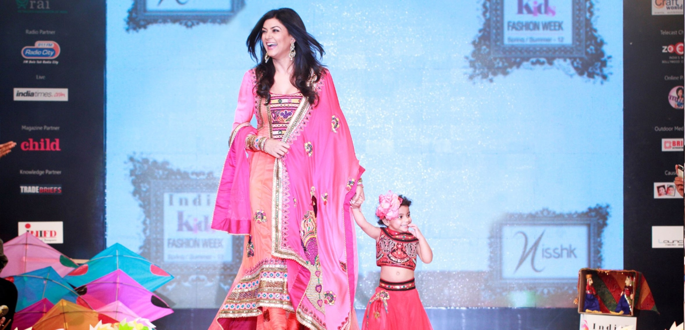 Fashion Shows in India 2015 India Kids Fashion Show 2015