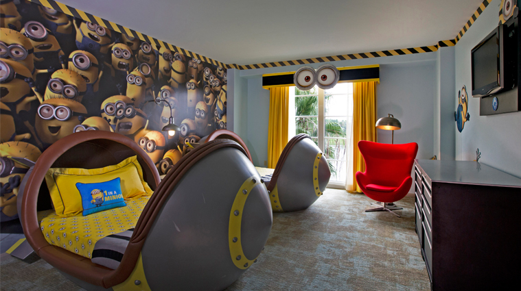 Despicable Me Kids Suites