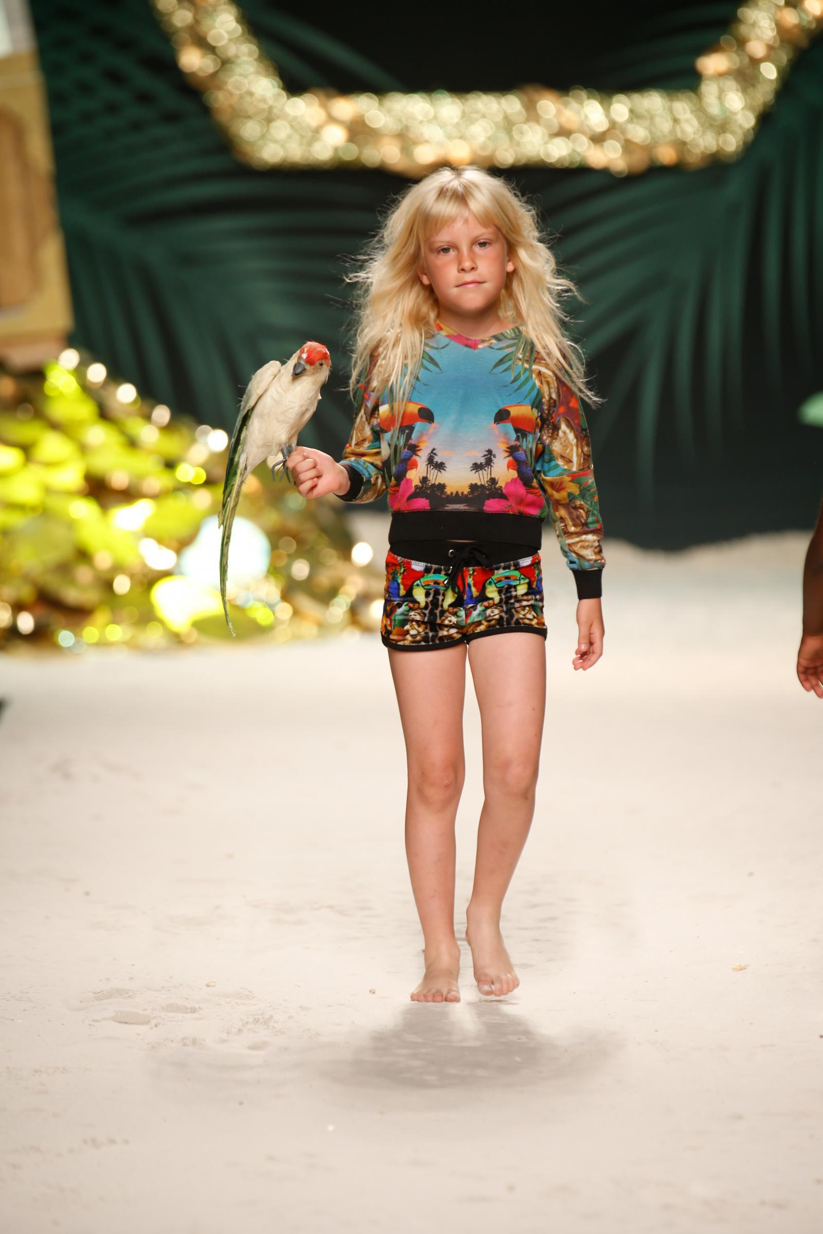 Philipp Plein Junior Kids Fashion Spring Summer 2015