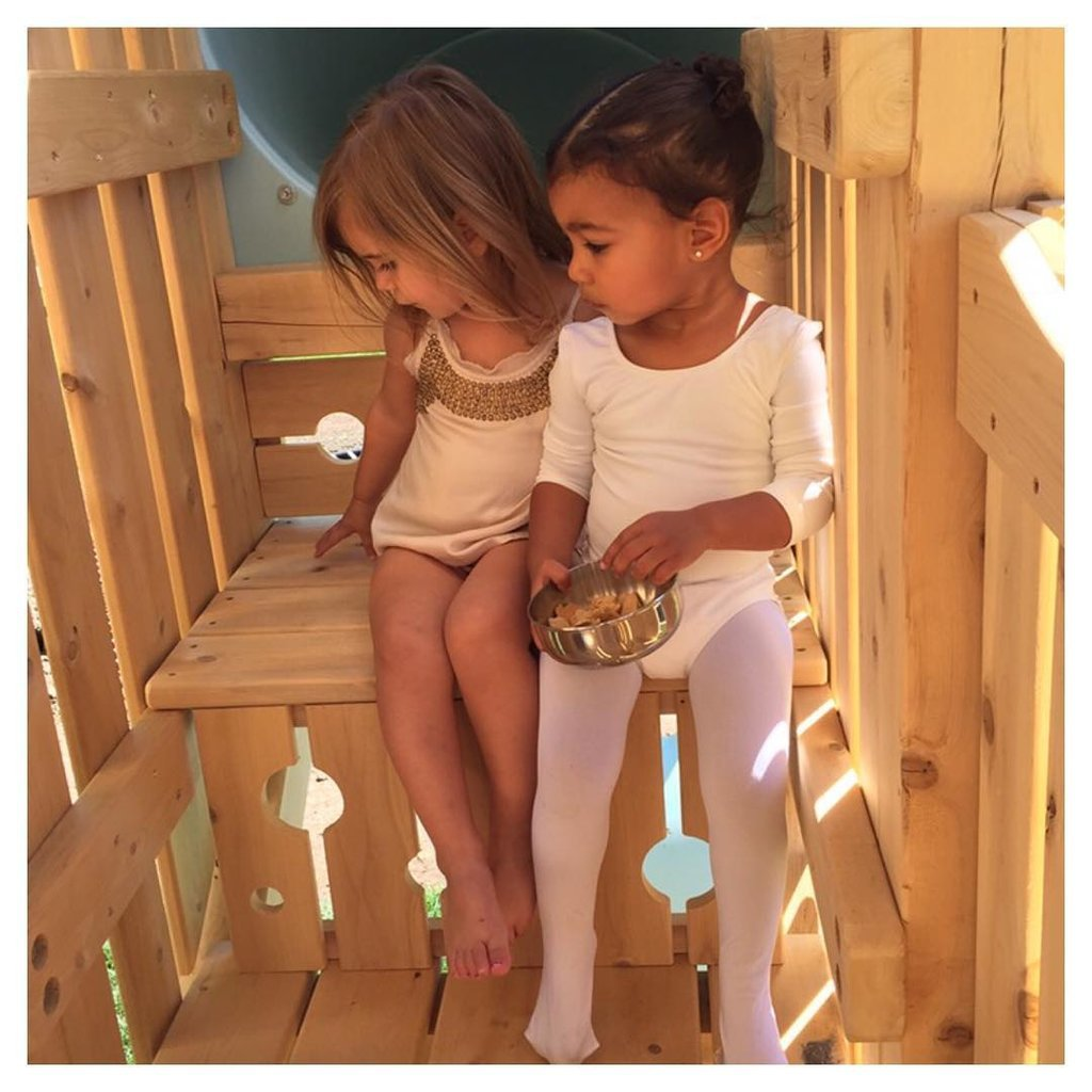 North and Pe  Chic Playtime Play Date CharmPosh