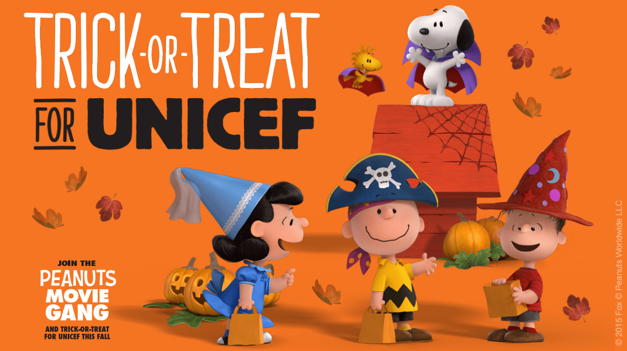 Teach Kids to Make a Difference This Halloween With UNICEF