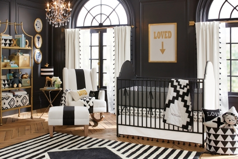 Pottery Barn Kids First Nursery Exclusive Collection CharmPosh
