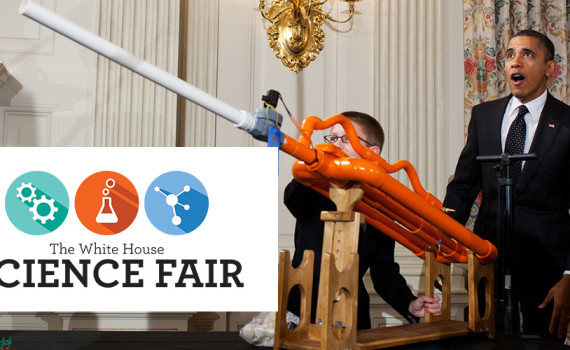White House Science Fair CharmPosh 2 STEM
