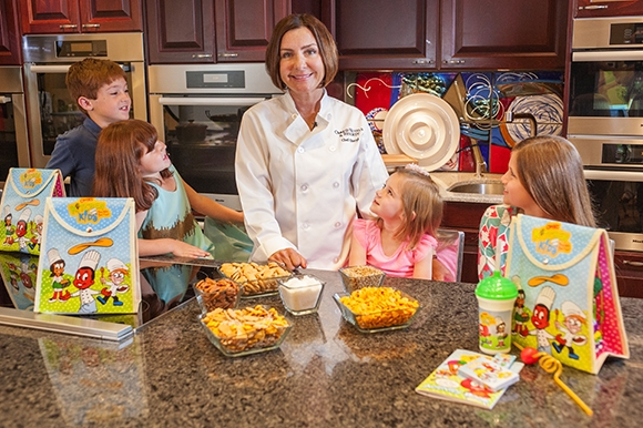 Omni Hotels & Resorts Introduces New Kitchen Kids Backpack, Omni Hotels & Resorts Introduces New Kitchen Kids Backpack