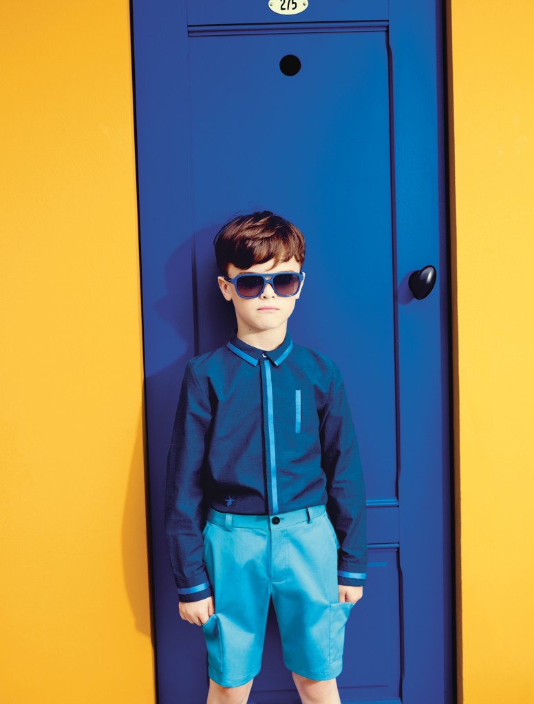 Baby Dior Spring Summer 2015 Feature Boys