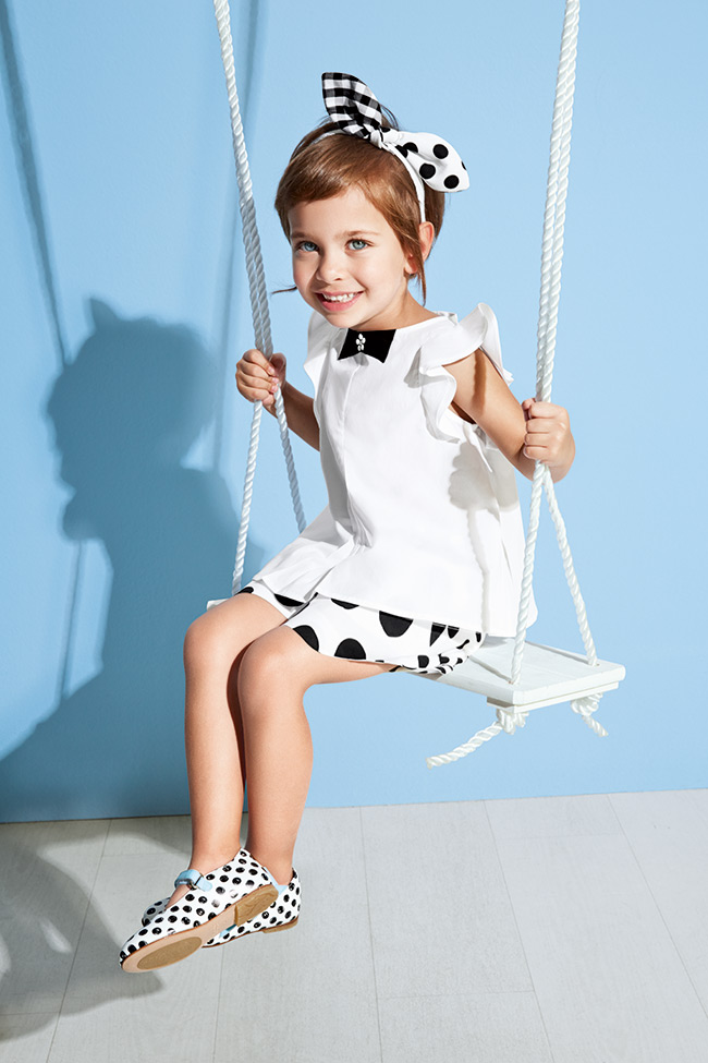 Children Fashion: Trends of Spring for Kids