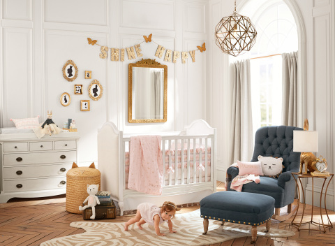 Pottery Barn Kids First Nursery Exclusive Collection 33 CharmPosh