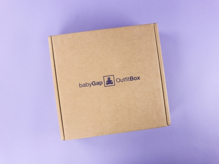 babyGap OutfitBox Subscription, How babyGap OutfitBox Subscription Works