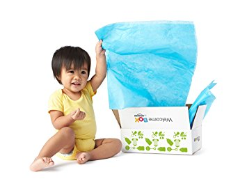 Amazon Baby Registry Welcome Box get one CharmPosh