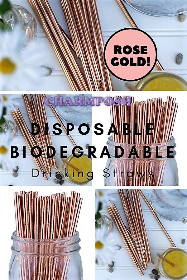 Disposable Biodegradable Cover CharmPosh