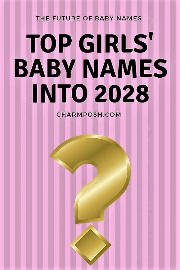 Top Girls Baby Names Into Future 2028 CharmPosh