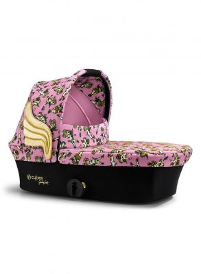 CYBEX Jeremy Scott Priam Baby Cherub Carry Cot CharmPosh